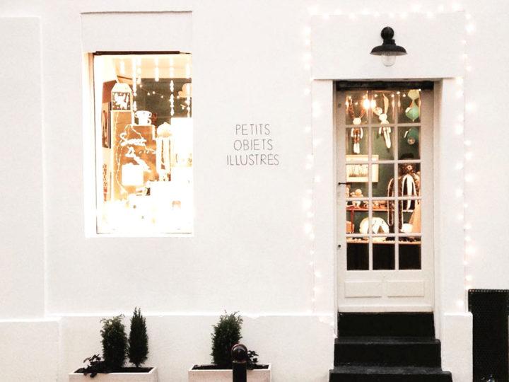 Une boutique rue de la Villette !