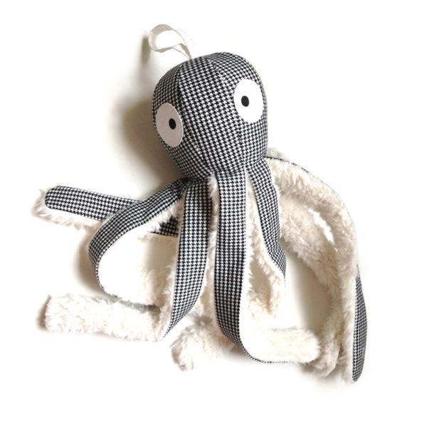 les folies douces - pieuvre Rosalie - boite à musique