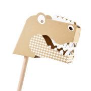 Dragon en carton - flakout-frankie