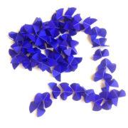 guirlande en papier - Mi Avril - souffle bleu