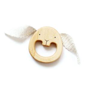 hochet - anneau de dentition - créateur mielasiela