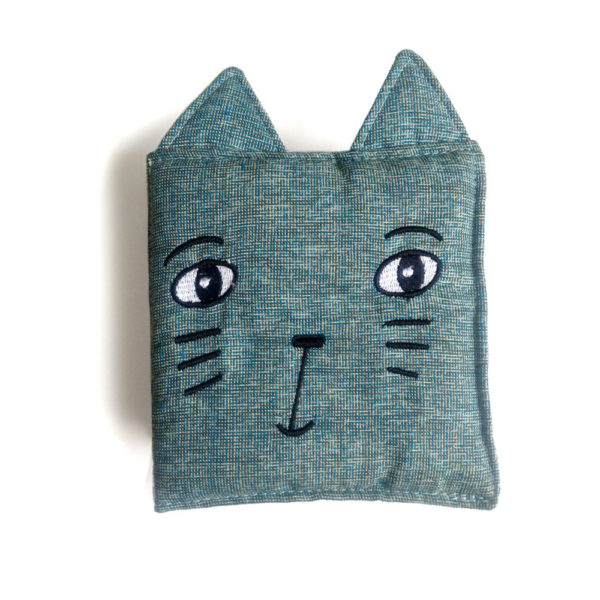 weegallery-livre textile-chat