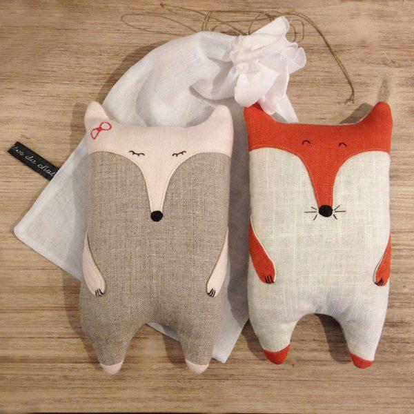 bouillottes - créateur Les Pommettes de chat