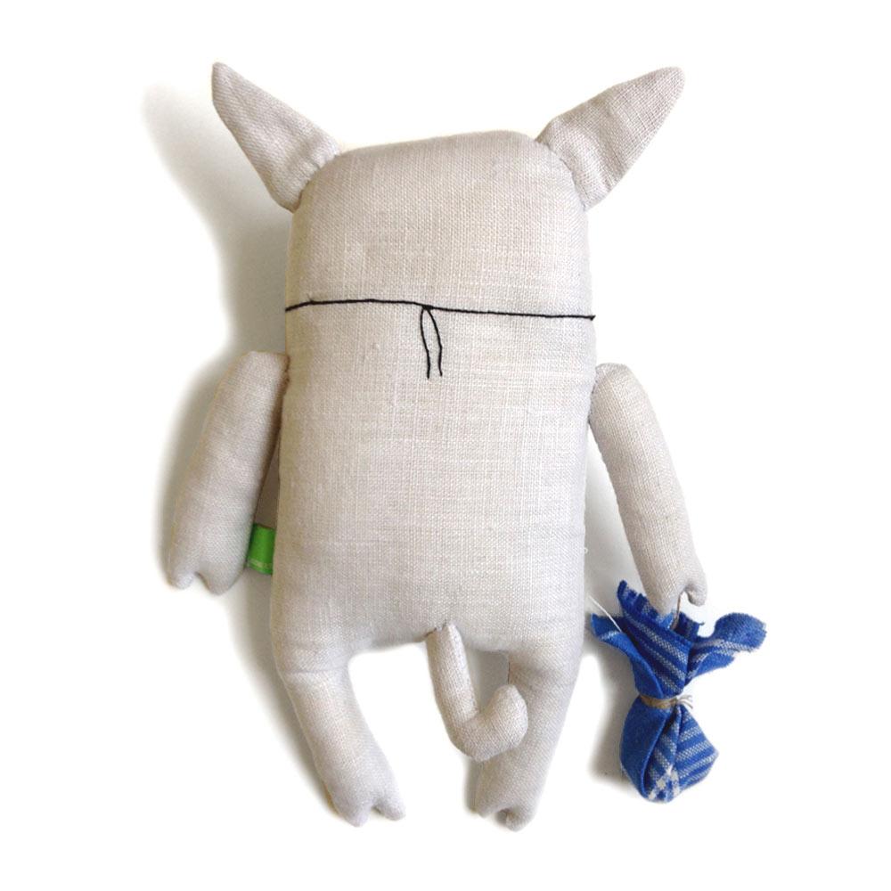 cochon masqué - création Adatine