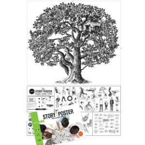 Story Poster - l'arbre - Cocobohème