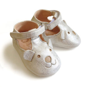 Chaussons Easy Peasy Loulou teddy