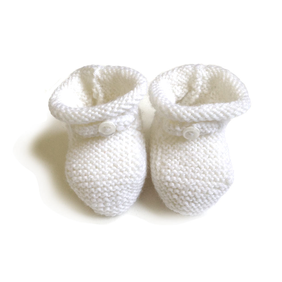 Les Folies Douces - chaussons en laine