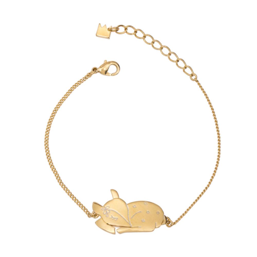 Grizzly cheri - bracelet bambi