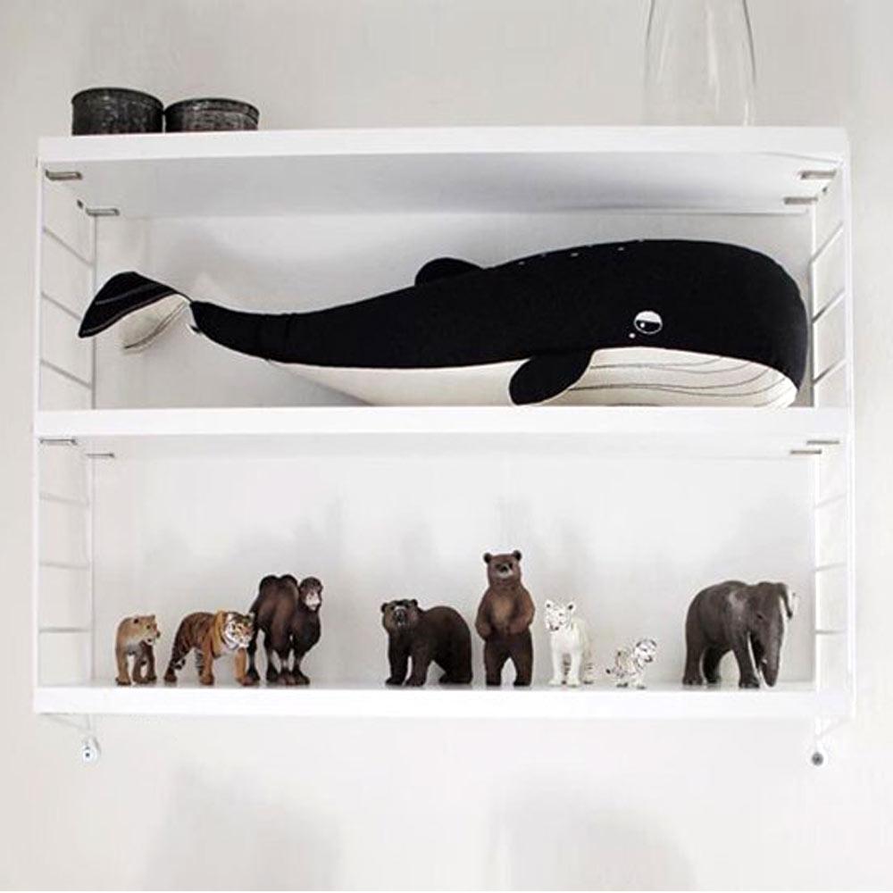 Talpa Thing - grosse baleine noire