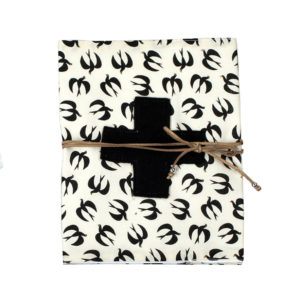 12croix - carnet de santé- feuilles hirondelles