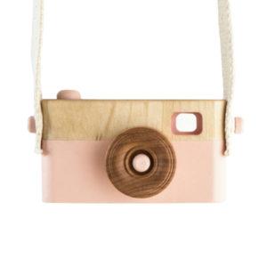 Craffox - appareil photo en bois