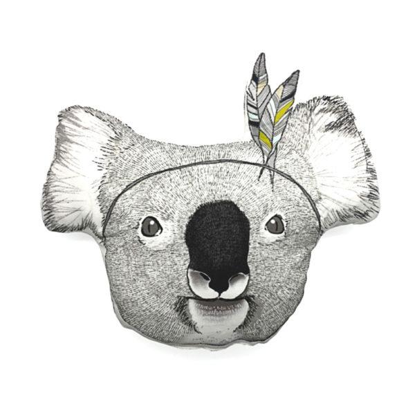 Minimel - coussin koala indien