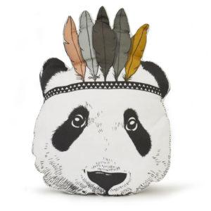 Minimel - coussin Panda indien