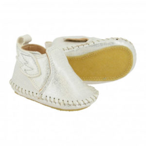 easy peasy chaussons bomok blanc