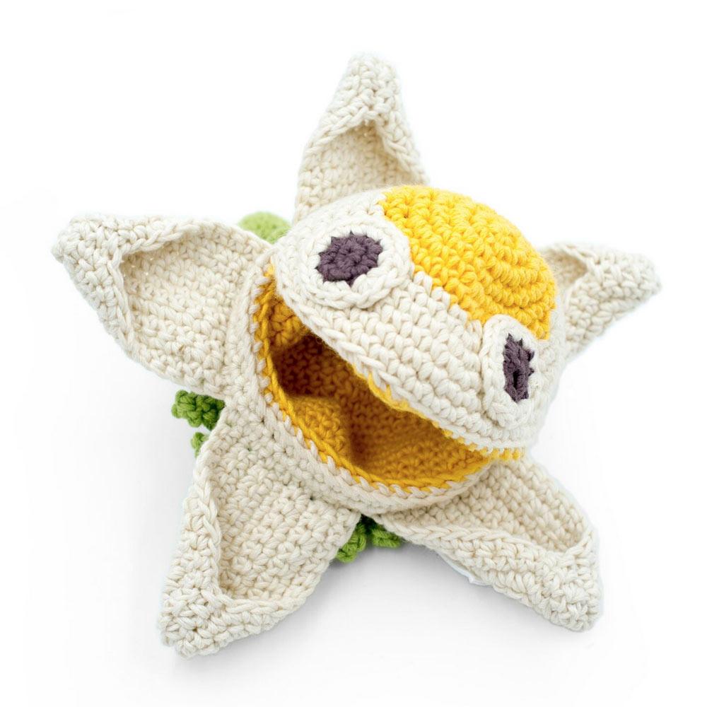 Myum - citron réversible en crochet