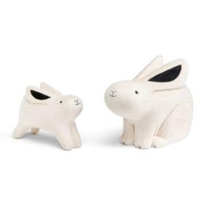 T-lab- lapins en bois