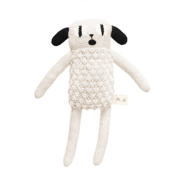 main-sauvage - doudou chien puppy