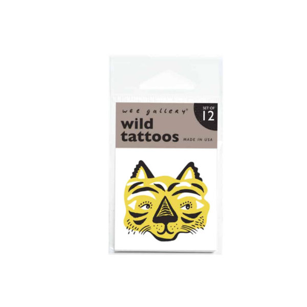 wee gallery tatouages éphémères - wild