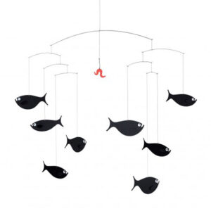 mobile banc de poisson Flensted