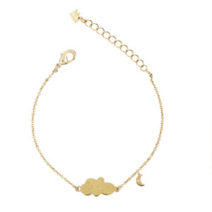 bracelet nuage - Grizzly Chéri