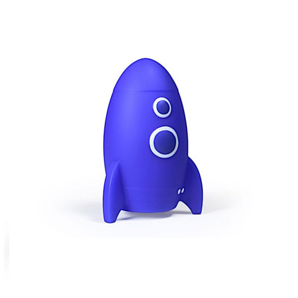 Mini veilleuse fusée