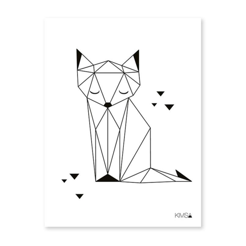 affiche lilipinso-renard