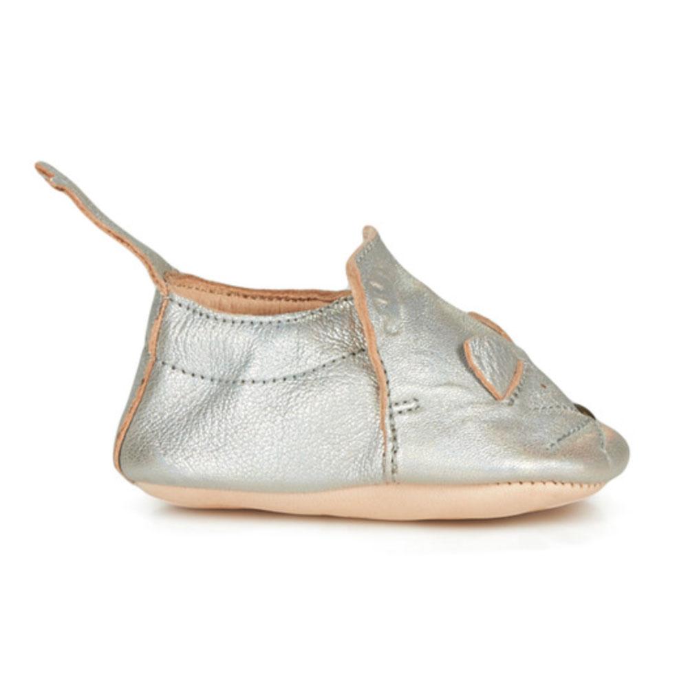 chaussons easy peasy - souris brillant