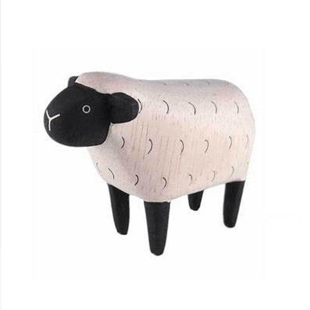 T lab - mouton