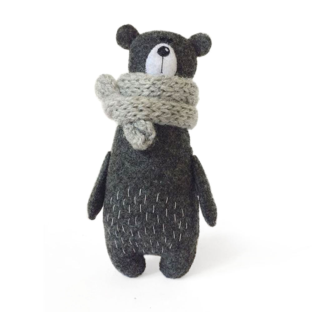 amuru-toys - ours gris
