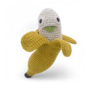 Myum- banane en crochet