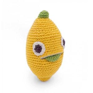 Myum- citron en crochet