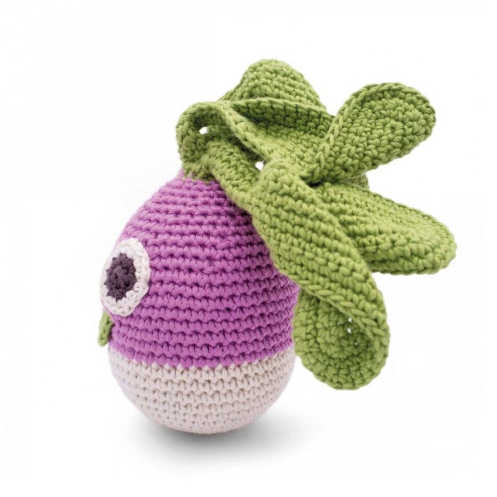 Myum- navet en crochet