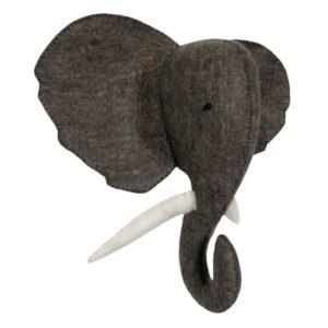 Gamcha-elephant - feutre