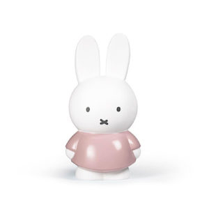 Miffy - tirelire rose