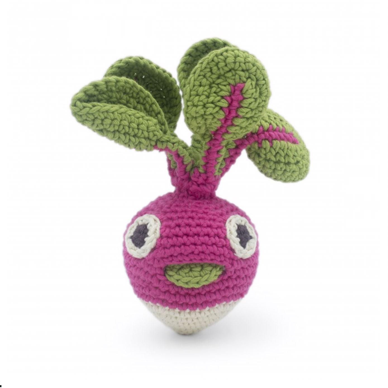 Myum- hochet radis en crochet