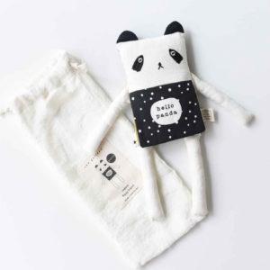 wee-gallery - panda- livre textiloe