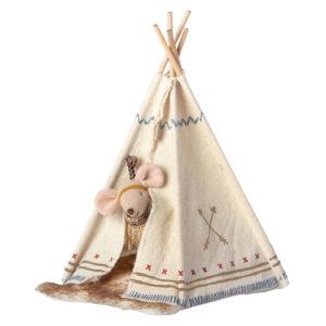 Maileg-souris-tente