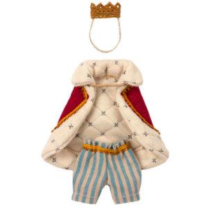 Maileg vêtement de souris roi