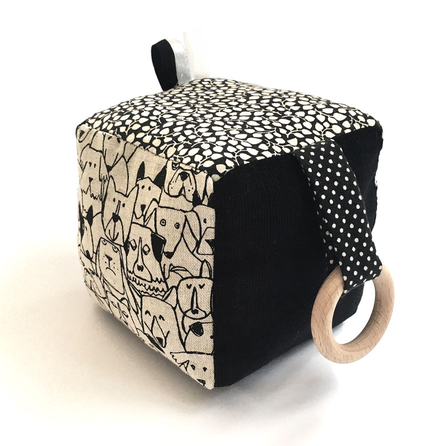cube sensoriel - les folies douces