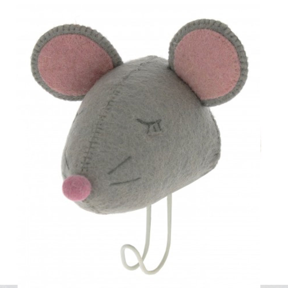 crochet tête de souris Fiona Walker