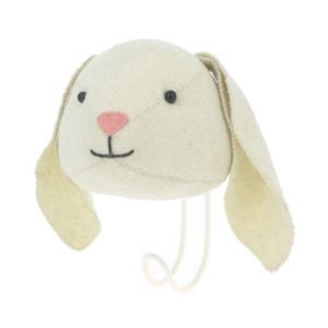 crochet trophée lapin - Fiona Walker