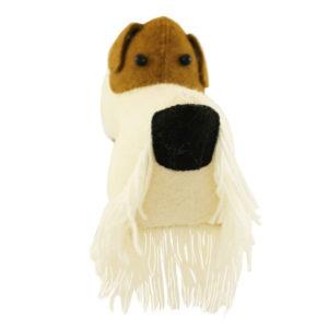 trophée fox terrier - Fiona Walker