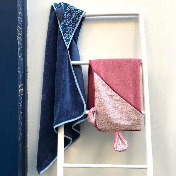 serviette de bain - bambou