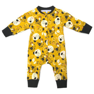 combinaison pyjama panda - les folies douces