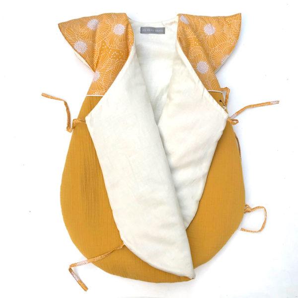 giboyeuse nid d'ange moutarde